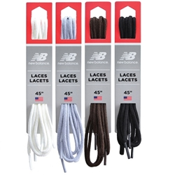 New Balance® Oval Laces