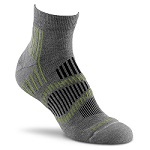 Fox River Cascade Lite Quarter Crew Grey