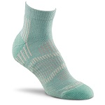 Fox River Cascade Lite Quarter Crew Sea Foam