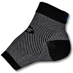 Orthosleeve Compression Foot Sleeve in Black