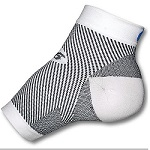 Orthosleeve Compression Calf Sleeves in White