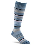 Fox River Simply Stripe Knee-High Blue