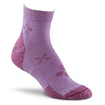 Fox River Spree Lite Quarter Crew Sock Berry