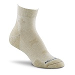 Fox River Spree Lite Quarter Crew Sock Natural